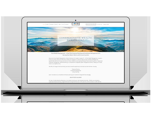 Seo laptop marketing