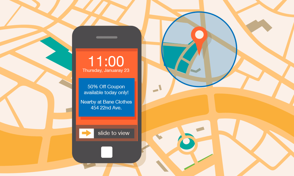 Geofencing Digital Marketing Strategy